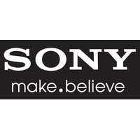sony make believe logo. sony free png image png make believe logo