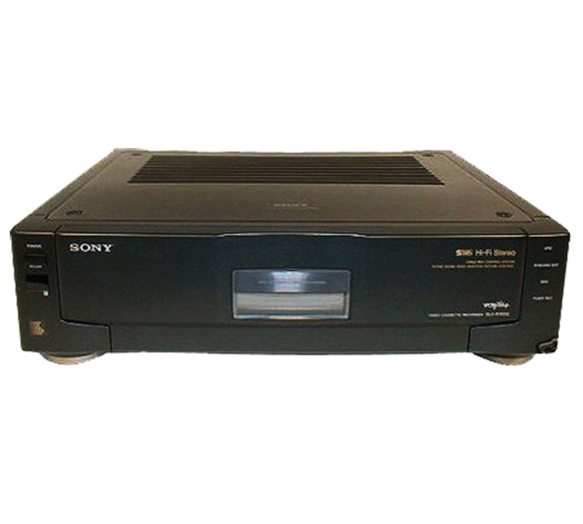 Vcrs Vhs Device Videocassette Svhs Recorder Electronic PNG Image