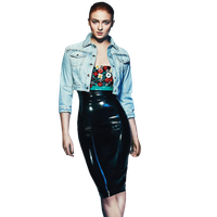 Sophie Turner Transparent Background PNG Image