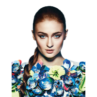 Sophie Turner Transparent PNG Image