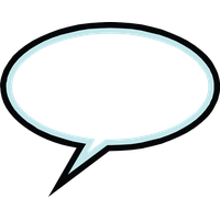 Speech Bubble Free Download Png PNG Image