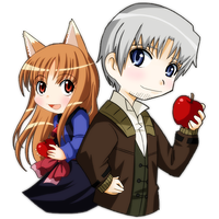 Spice And Wolf Transparent Image PNG Image