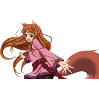 Spice And Wolf Clipart PNG Image