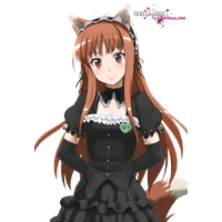 Spice And Wolf Image PNG Image