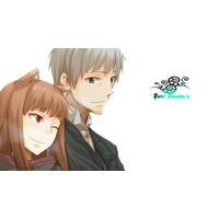 Spice And Wolf Photo PNG Image