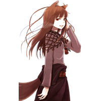 Spice And Wolf Free Download PNG Image