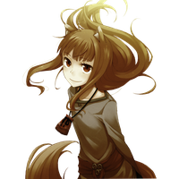 Spice And Wolf File PNG Image