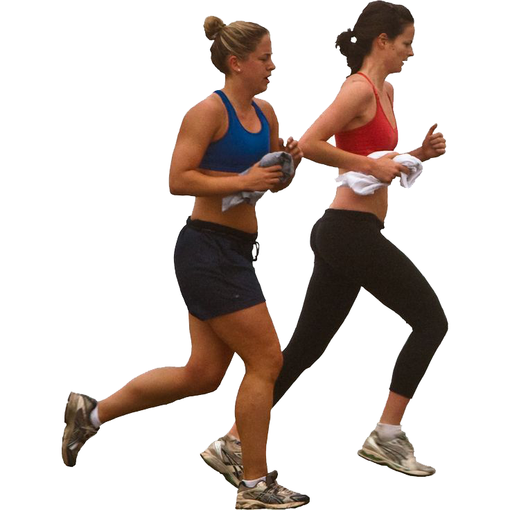 People Sport Transparent PNG Image