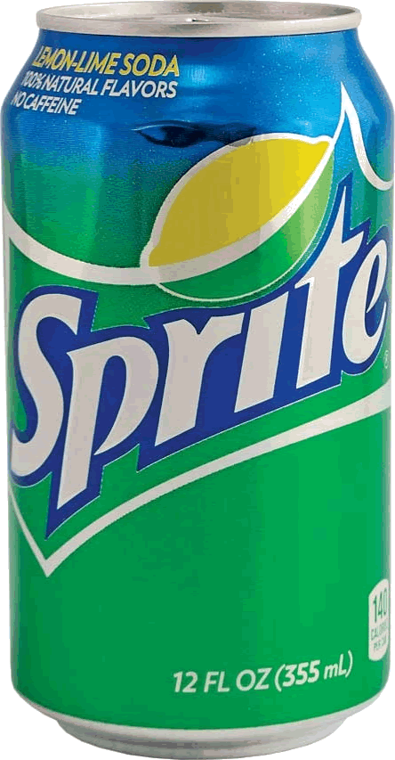 Sprite Can Transparent Image PNG Image