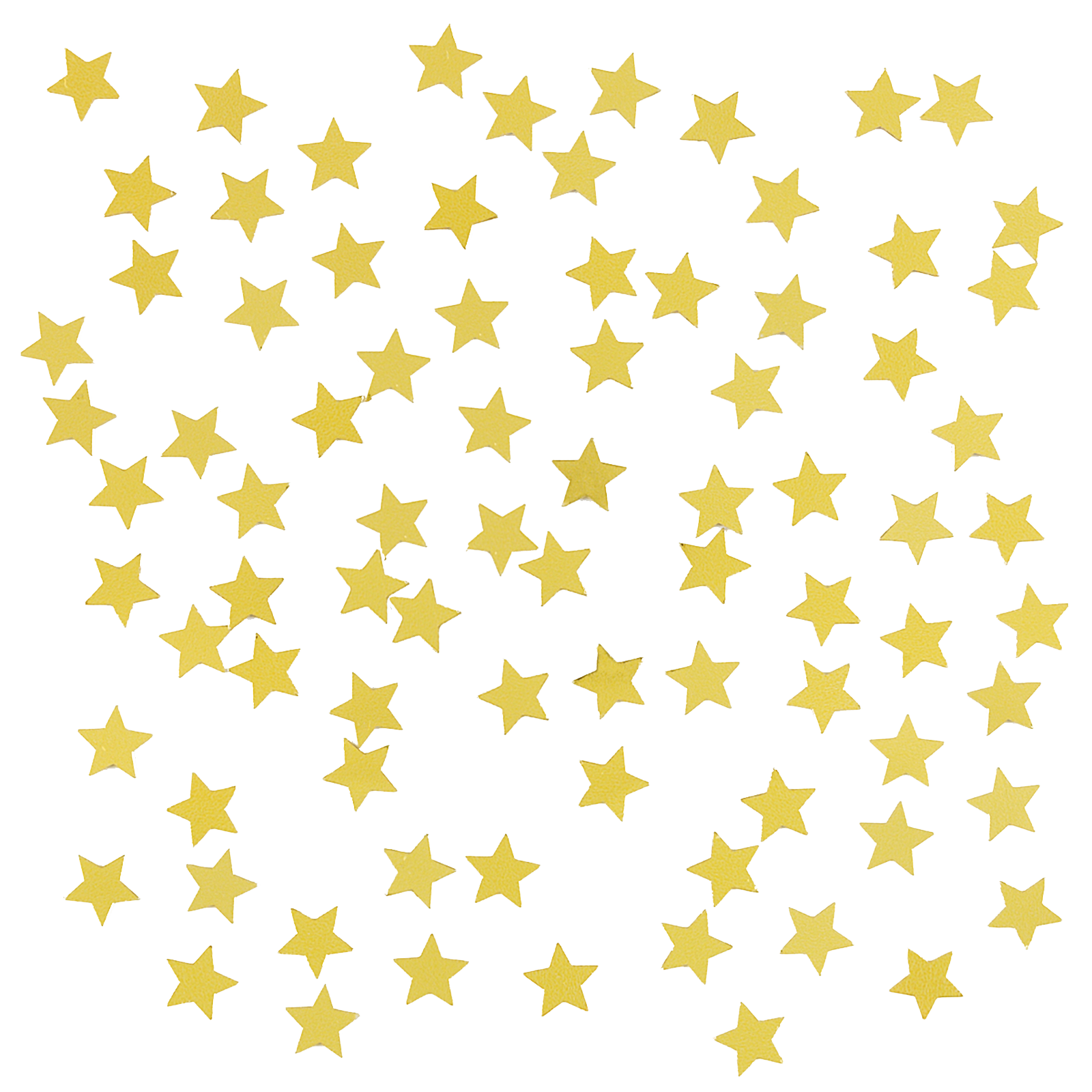 Gold Star Sticker Photos PNG Image