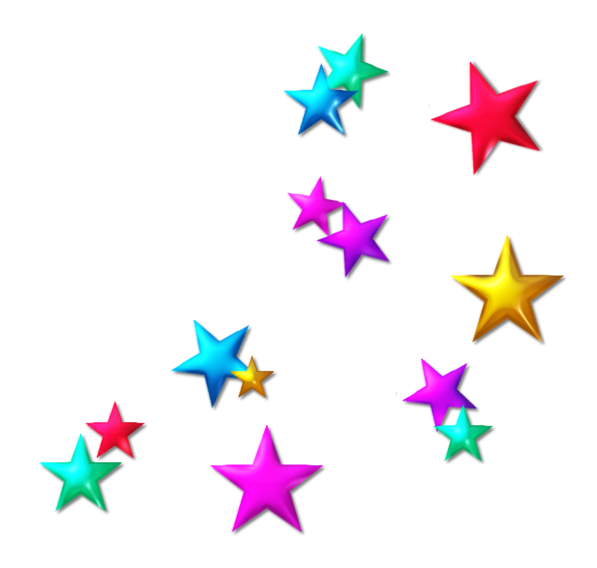 Stars Png PNG Image