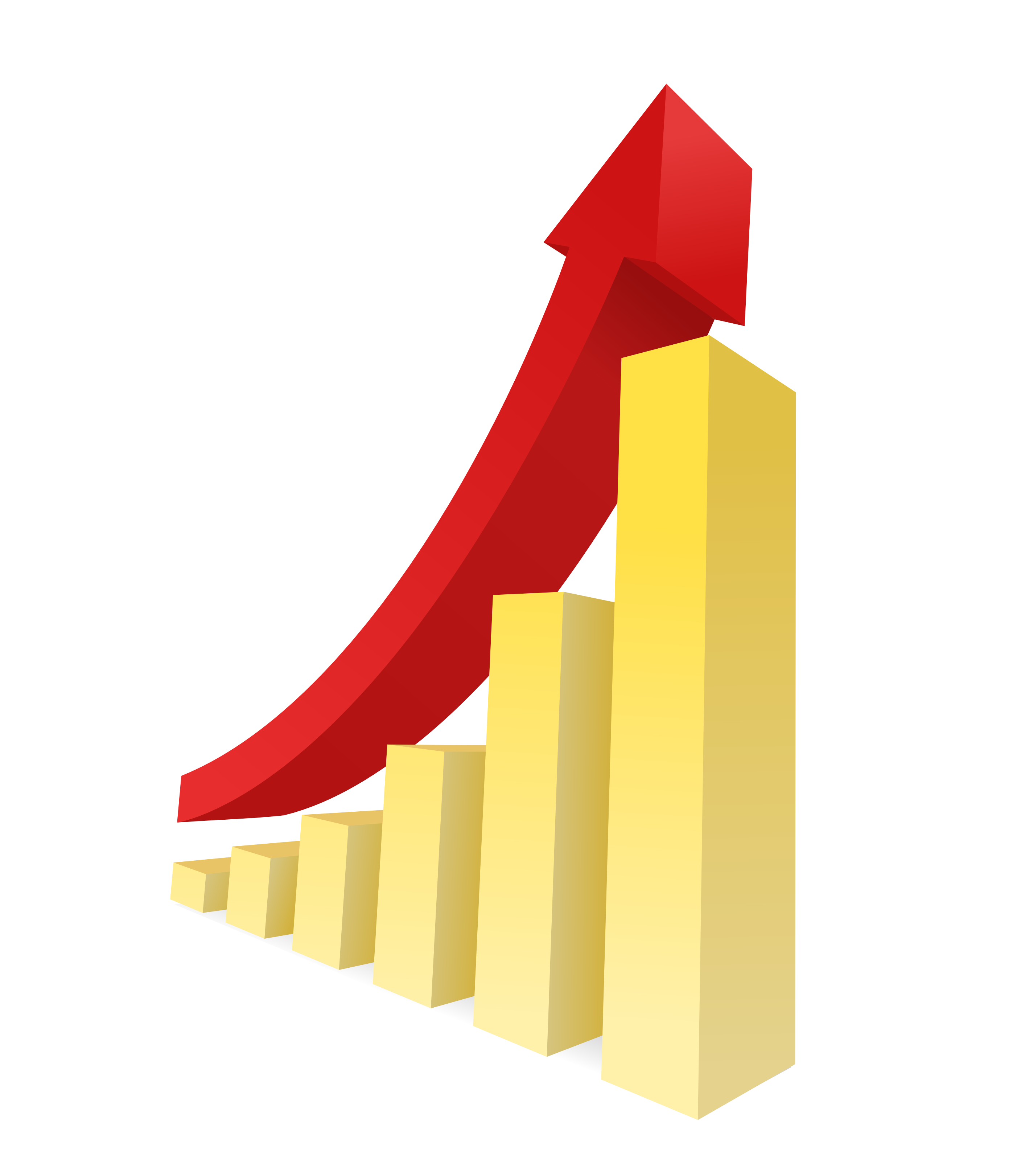 Stock Market Graph Up Image PNG Image