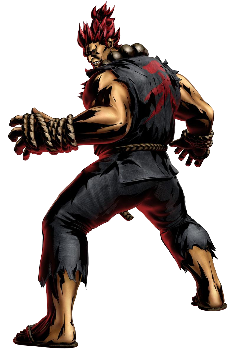 Street Fighter Png PNG Image