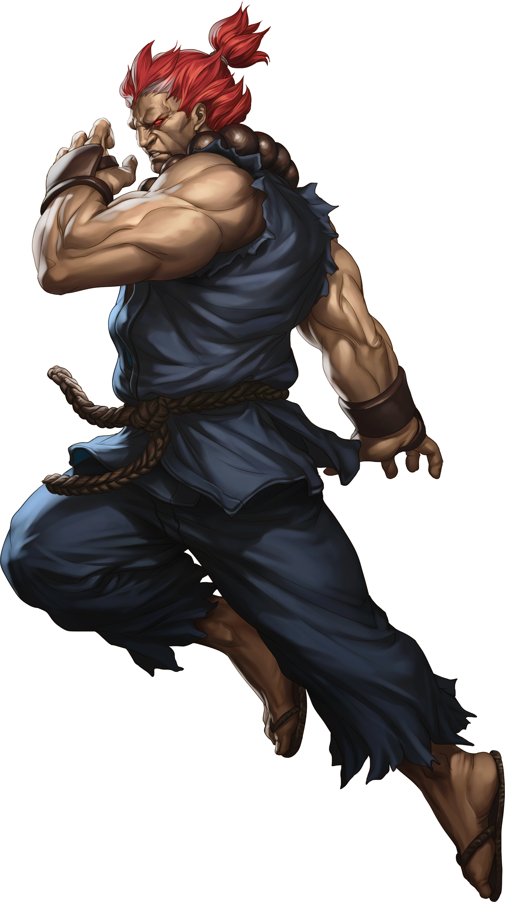 Fighter 3Rd Character Fictional Iv Street Supernatural PNG Image