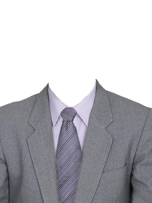 And Gray Clothing Tie Suit Free Clipart HD PNG Image