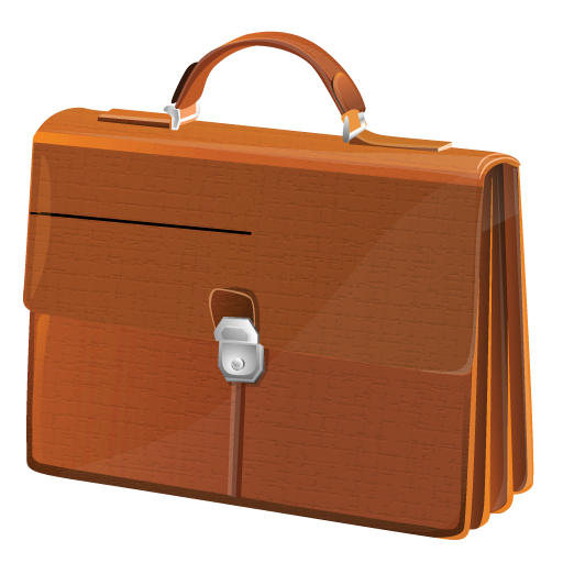 Suitcase Icon Transparent PNG Image