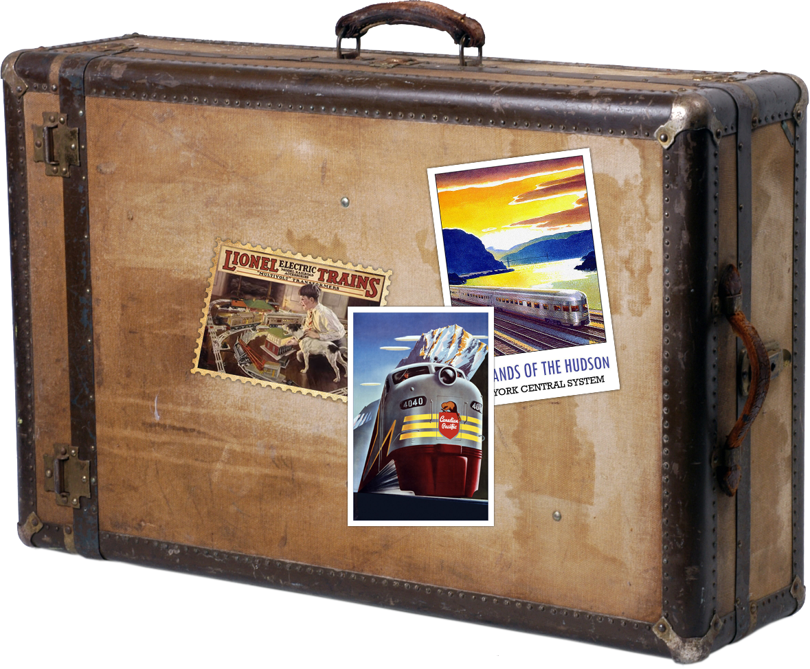 Travel Suitcase PNG Image