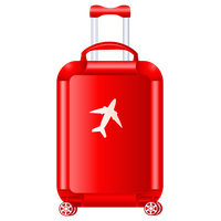 Suitcase Free Download Png PNG Image