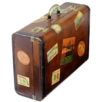Suitcase High-Quality Png PNG Image