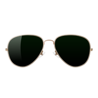 Aviator Sunglass Free Download PNG Image