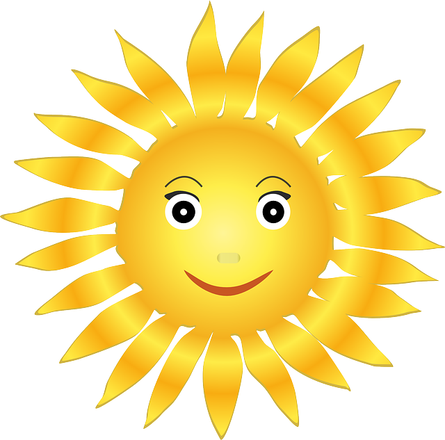 Sunshine Transparent Background PNG Image