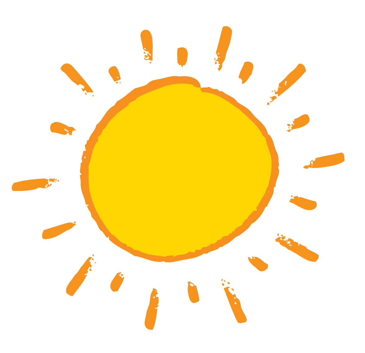 Sunshine Picture PNG Image
