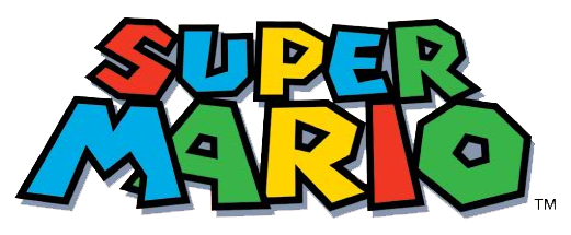 Super Mario Logo Photos PNG Image