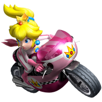 Super Mario Kart Picture PNG Image