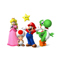 Mario Party PNG Image