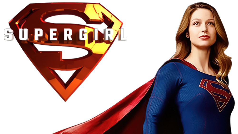 Supergirl Png Pic PNG Image