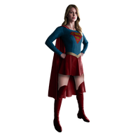 Supergirl Png PNG Image
