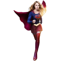 Supergirl Png Hd PNG Image