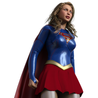 Supergirl Png Clipart PNG Image