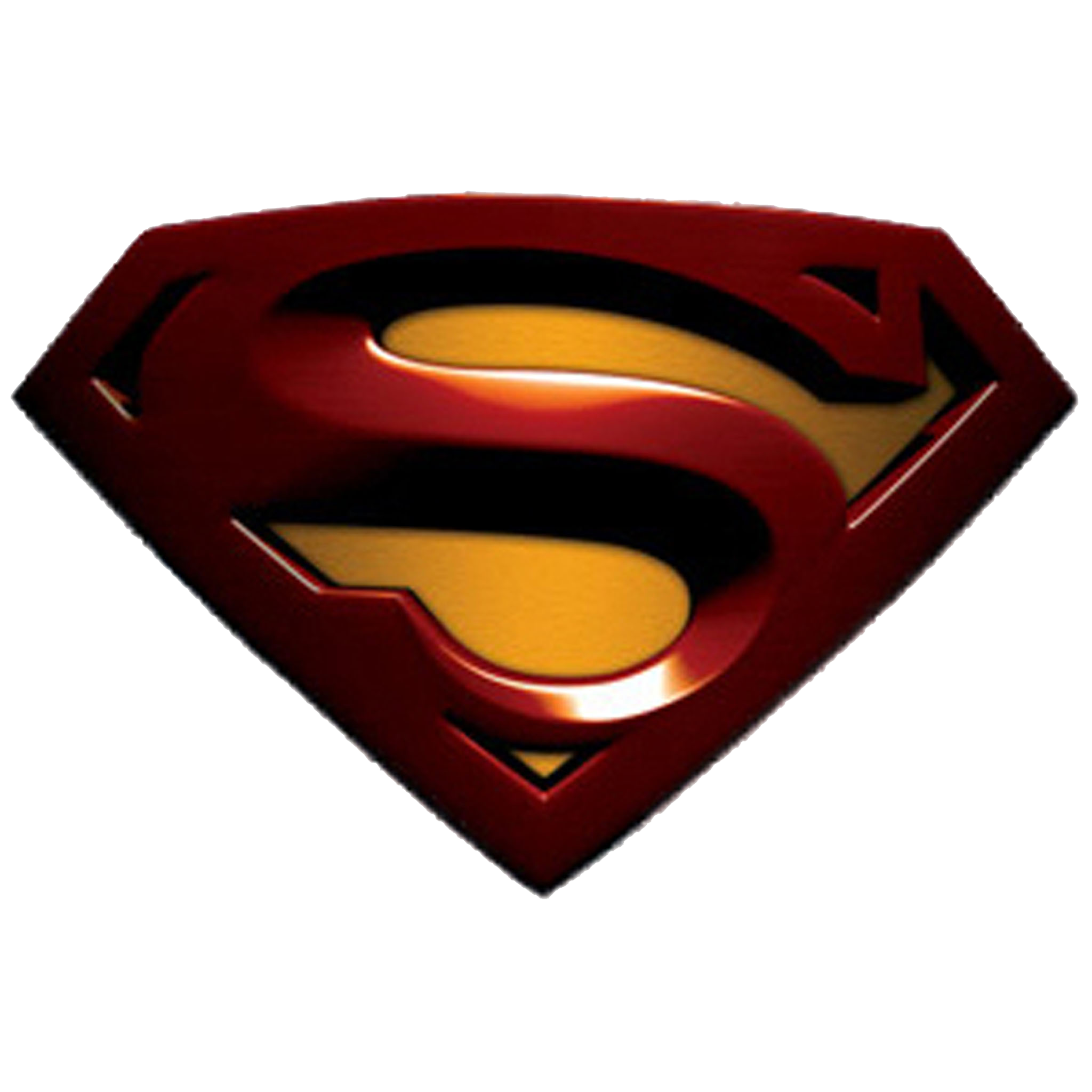 Superman Logo File PNG Image