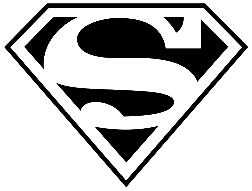 Superman Logo Png Hd PNG Image