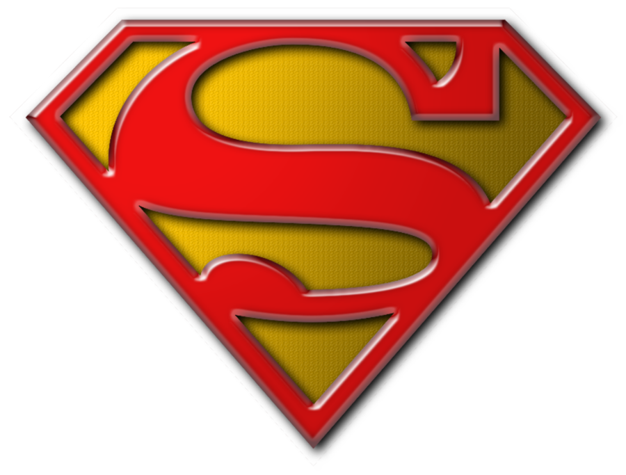 Superman Logo Picture PNG Image