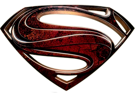 Superman Logo Png Picture PNG Image