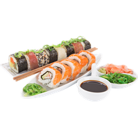 Japanese Food Transparent Images Png - Sushi Clipart, Png Download -  817x720(#735878) - PngFind