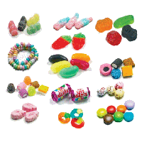 Sweets Picture PNG Image