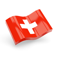 Switzerland Flag Png File PNG Image