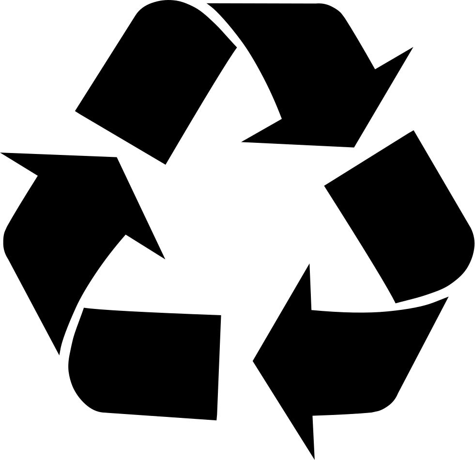 Reuse Symbol Recycling Glass Recycle Waste PNG Image