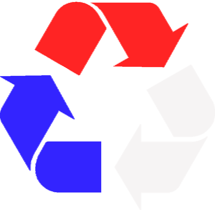 Bin No Symbol Recycling Paper Gloves In PNG Image