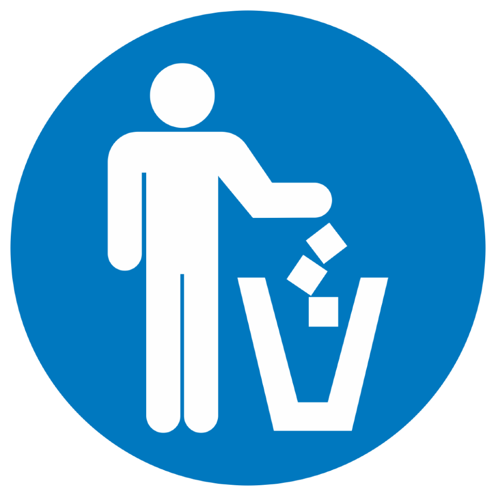 Bin Language Photography Sign Visual Traffic Recycle PNG Image