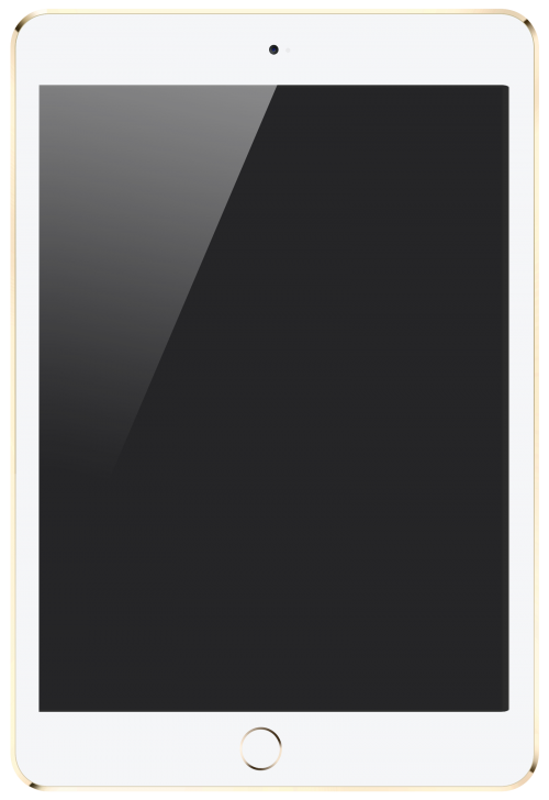 Ipad Tablet Transparent PNG Image