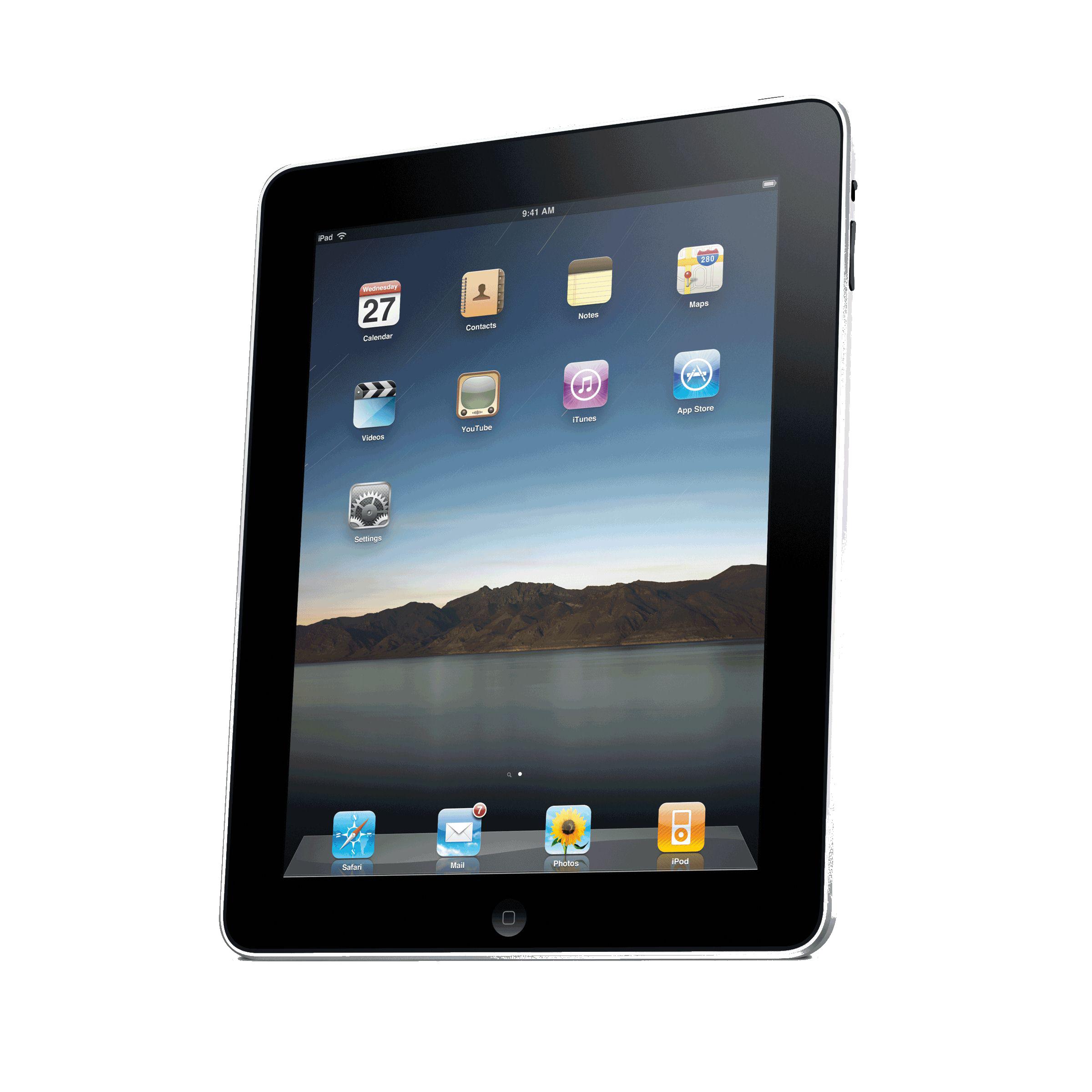 Download Ipad Tablet Clipart HQ PNG Image   FreePNGImg