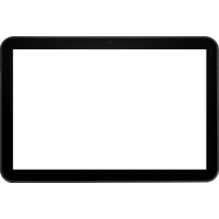 Android Tablet Frame PNG Image