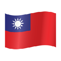 Taiwan Flag File PNG Image