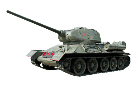T34 Tank Png Image Armored Tank PNG Image