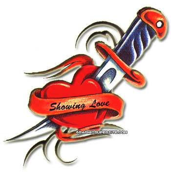 Download Love Heart Tattoo Hq Png Image Freepngimg