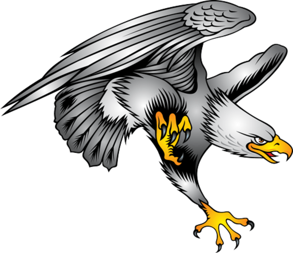 Eagle Tattoo Designs Clip Art PNG Image
